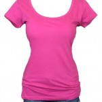 dark-pink-plain-round-t-shirt