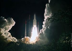 Décollage Ariane 5