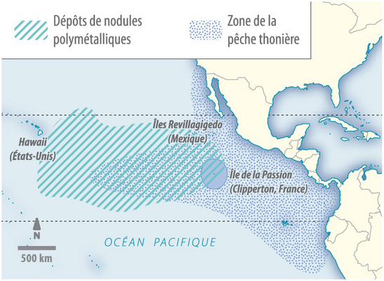 Zone maritime Clipperton