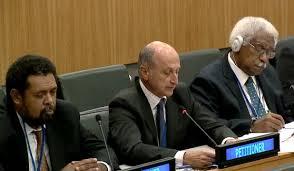Pétition loyaliste calédonienne à l'ONU